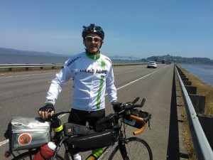 Herbalife Bicyclist
