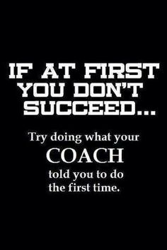 Do what your Herbalife coach told you!