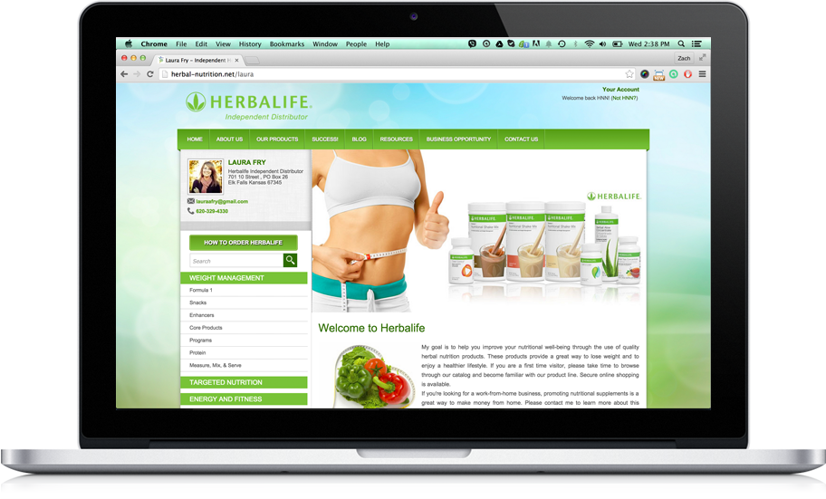 Herbalife Marketing from Herbal Nutrition™