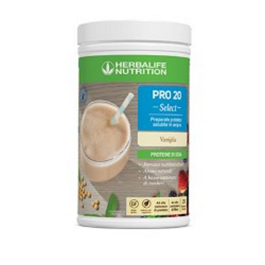 PRO 20 Select - Protein shake to dilute in water